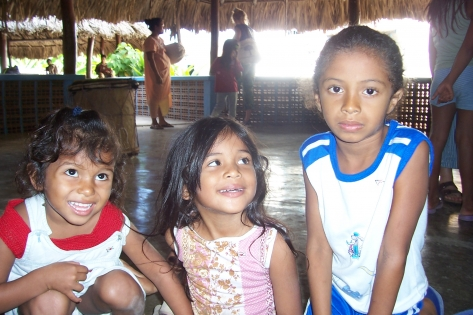 Children from Tabaco
