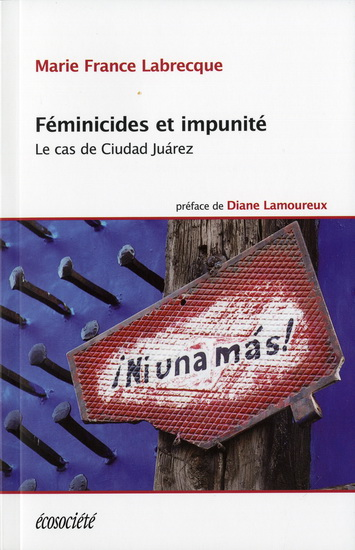 Feminicide and Impunity cover