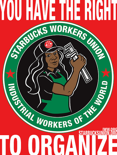 Starbucks Workers Unionize