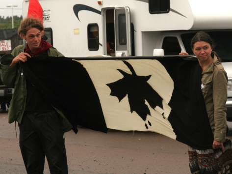 Lake Ainslie Fracking