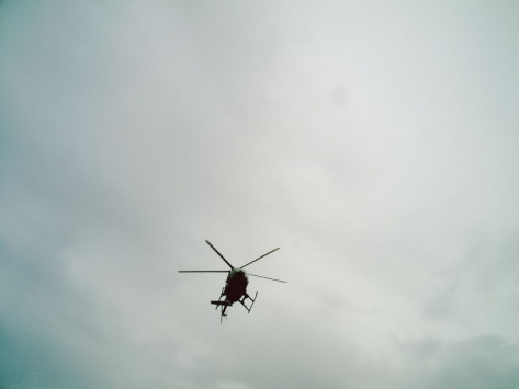 Blackwater Helicopter