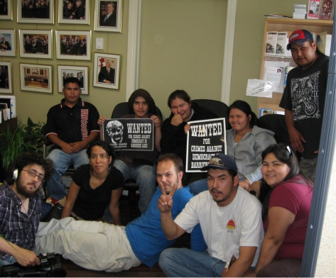 #13 BLS- Occupying Cannon's Office