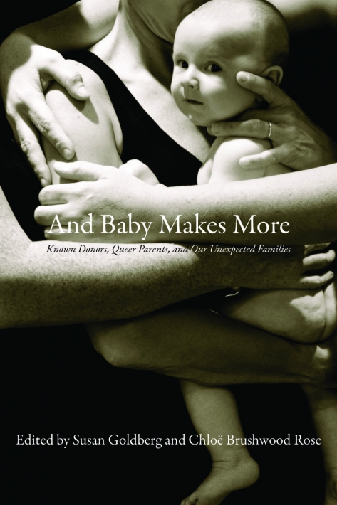 And Baby Makes More Cover