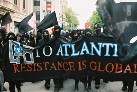 Anti-Atlantica March 2