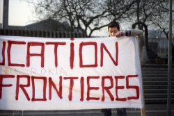 Bobigny: Journée Nationale de protestation de RESF