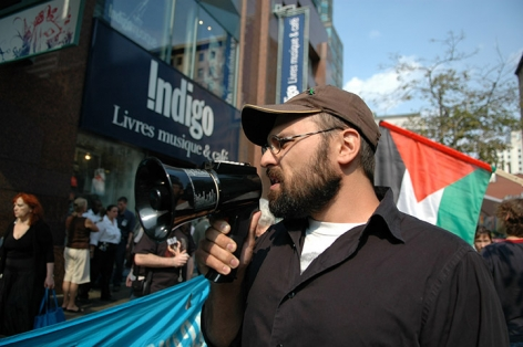 Boycott Indigo Demonstration 2