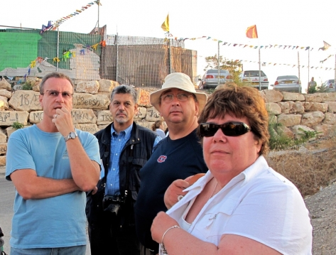 MPs in West Bank