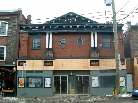 The Revue Cinema