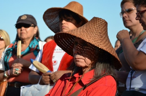 Leaders call for solidarity to protect the Salish sea - II