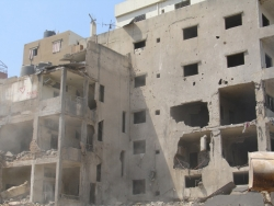 Bombed Building, Beirut