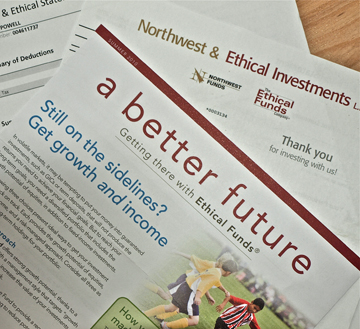 Ethical Fund paper trail