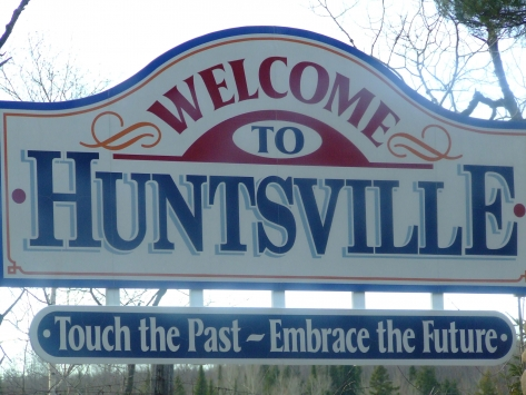 Welcome to Huntsville 2