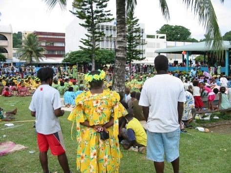 Microcredit Celebration in Vanuatu
