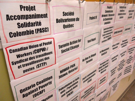 CSIS non-compliance posters