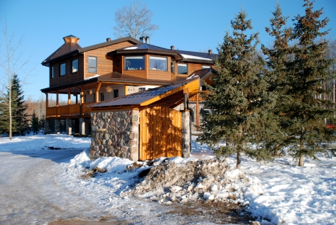 Chalet at Trickle Creek