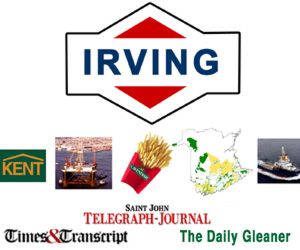 Freedom of the Press is for Those Who Own One: The Irving Media